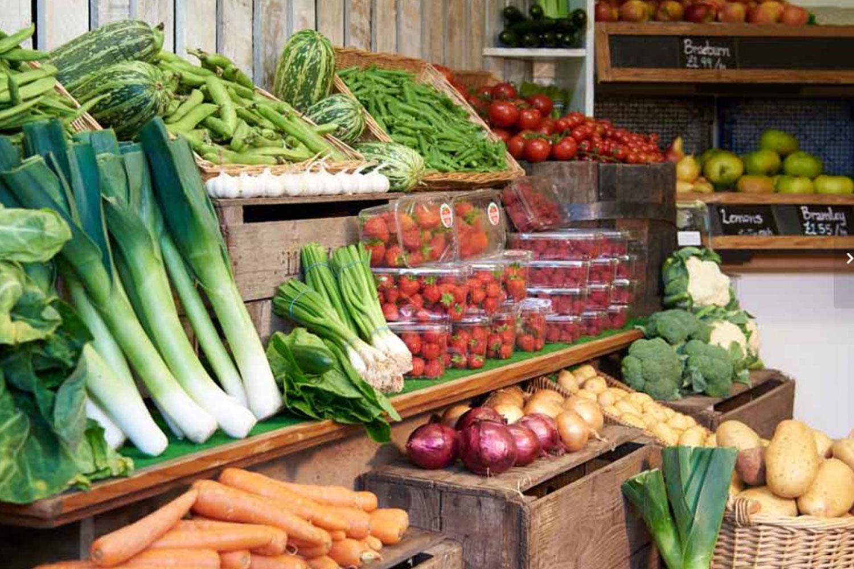 Top Barn Harvest Shop Ltd - Worcester